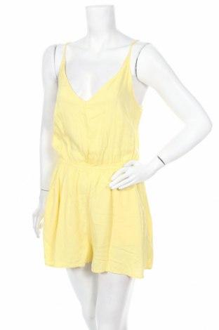 Γυναικεία σαλοπέτα H&M Divided, Μέγεθος M, Χρώμα Κίτρινο, Βισκόζη, Τιμή 17,54€