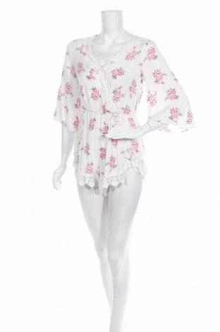 Γυναικεία σαλοπέτα H&M Divided, Μέγεθος S, Χρώμα Λευκό, Βισκόζη, Τιμή 13,46€