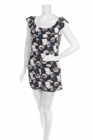 Дамски гащеризон Takko Fashion, Размер M, Цвят Многоцветен, Вискоза, Цена 18,38лв.