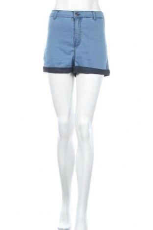 Дамски къс панталон, Размер S, Цвят Син, Цена 29,25лв.