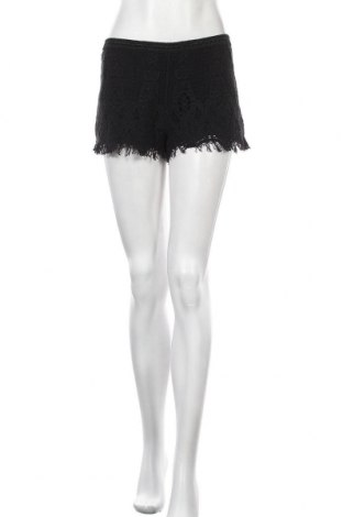 Дамски къс панталон, Размер M, Цвят Черен, Памук, Цена 3,00лв.