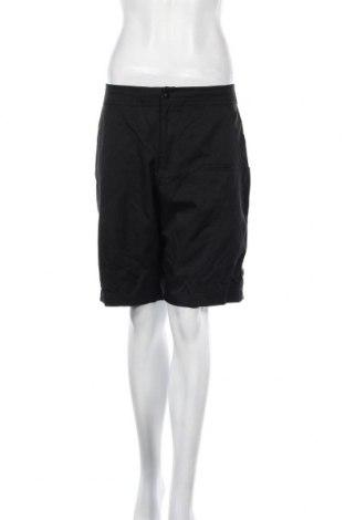 Дамски къс панталон, Размер L, Цвят Черен, Полиестер, Цена 3,00лв.