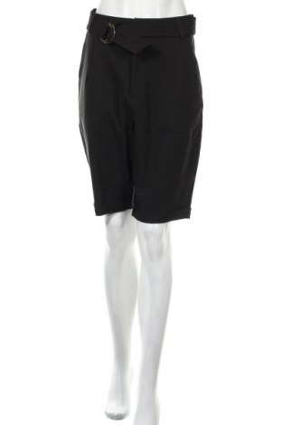 Дамски къс панталон 4th & Reckless, Размер L, Цвят Черен, 100% полиестер, Цена 24,38лв.