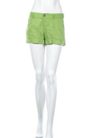 Γυναικείο κοντό παντελόνι Banana Republic, Μέγεθος S, Χρώμα Πράσινο, Τιμή 16,46€