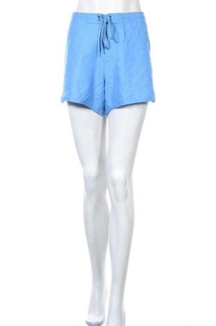 Дамски къс панталон Catalina, Размер L, Цвят Син, Полиестер, Цена 3,00лв.