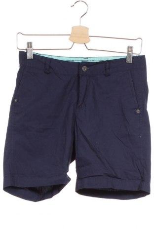 Pantaloni scurți de femei Colours Of The World, Mărime S, Culoare Albastru, Bumbac, Preț 62,67 Lei
