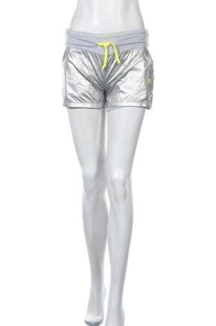 Pantaloni scurți de femei Domyos, Mărime S, Culoare Argintiu, Preț 47,25 Lei
