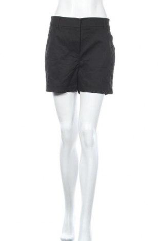 Дамски къс панталон Dotti, Размер L, Цвят Черен, 59% памук, 37% полиамид, 4% еластан, Цена 7,61лв.