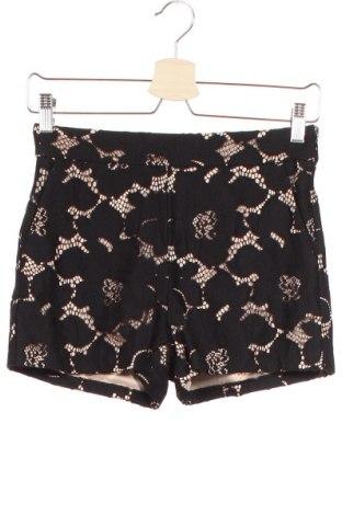 Дамски къс панталон Express, Размер XS, Цвят Черен, 63% полиамид, 37% памук, Цена 11,03лв.