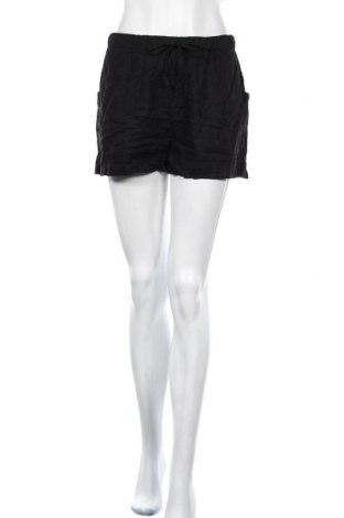 Дамски къс панталон Glassons, Размер M, Цвят Черен, 55% лен, 45% вискоза, Цена 3,00лв.