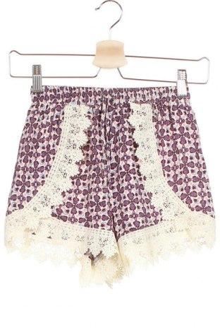 Γυναικείο κοντό παντελόνι H&M Divided, Μέγεθος XS, Χρώμα Πολύχρωμο, Βισκόζη, Τιμή 9,94€