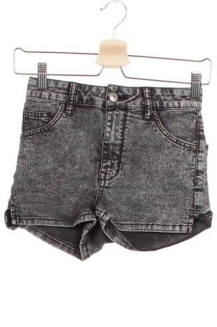 Γυναικείο κοντό παντελόνι H&M Divided, Μέγεθος XXS, Χρώμα Γκρί, 76% βαμβάκι, 22% πολυεστέρας, 2% ελαστάνη, Τιμή 9,35€