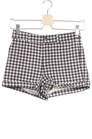 Γυναικείο κοντό παντελόνι H&M Divided, Μέγεθος XS, Χρώμα Μαύρο, 98% βαμβάκι, 2% ελαστάνη, Τιμή 9,94€
