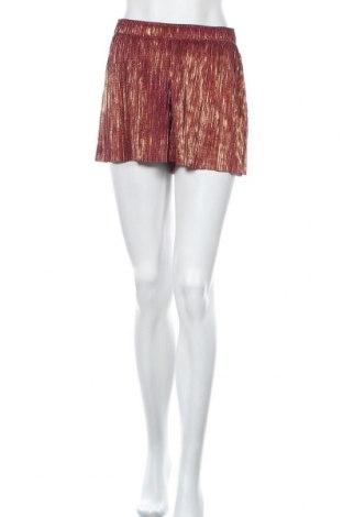 Γυναικείο κοντό παντελόνι H&M Divided, Μέγεθος M, Χρώμα Χρυσαφί, Πολυεστέρας, Τιμή 9,35€