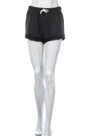 Γυναικείο κοντό παντελόνι H&M Divided, Μέγεθος S, Χρώμα Γκρί, 80% βαμβάκι, 20% πολυεστέρας, Τιμή 11,04€