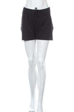 Γυναικείο κοντό παντελόνι Jacqueline De Yong, Μέγεθος S, Χρώμα Μαύρο, 66% βισκόζη, 30% πολυαμίδη, 4% ελαστάνη, Τιμή 17,78€
