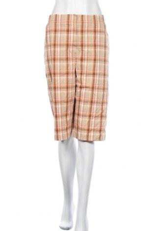 Дамски къс панталон Jones New York, Размер 3XL, Цвят Многоцветен, 60% памук, 37% полиамид, 3% еластан, Цена 8,06лв.