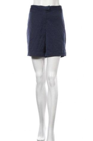 Дамски къс панталон Lady Hagen, Размер XL, Цвят Син, 59% полиестер, 35% полиамид, 6% еластан, Цена 3,00лв.