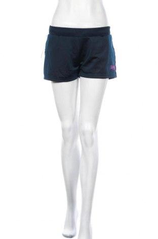 Дамски къс панталон Lonsdale, Размер M, Цвят Син, 65% полиестер, 35% памук, Цена 4,92лв.