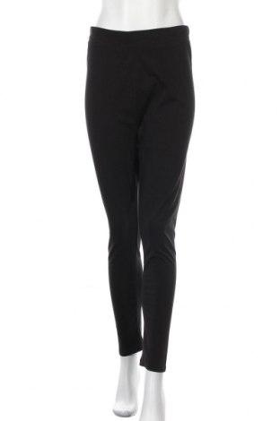 Γυναικείο κολάν Even&Odd, Μέγεθος L, Χρώμα Μαύρο, 95% βαμβάκι, 5% ελαστάνη, Τιμή 15,08€