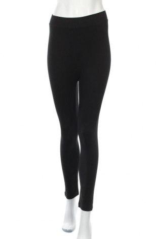 Γυναικείο κολάν Even&Odd, Μέγεθος S, Χρώμα Μαύρο, 95% βαμβάκι, 5% ελαστάνη, Τιμή 13,92€