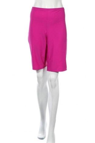 Dámské legíny  Ulla Popken, Velikost XXL, Barva Růžová, 80% polyamide, 20% elastan, Cena  152,00Kč
