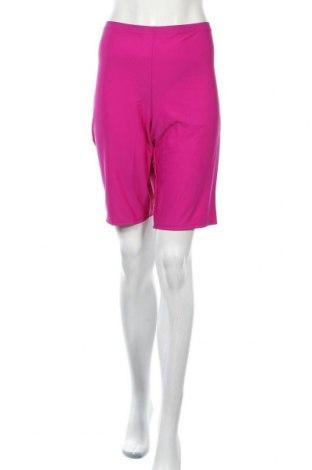 Дамски клин Ulla Popken, Размер XXL, Цвят Розов, 80% полиамид, 20% еластан, Цена 9,66лв.