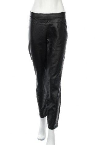 Pantaloni de piele pentru damă Comma,, Mărime XL, Culoare Negru, Piele ecologică, Preț 166,78 Lei