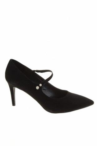 Дамски обувки Anna Field, Размер 41, Цвят Черен, Текстил, Цена 29,50лв.