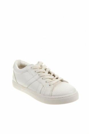 Дамски обувки Anna Field, Размер 38, Цвят Бял, Еко кожа, Цена 30,68лв.
