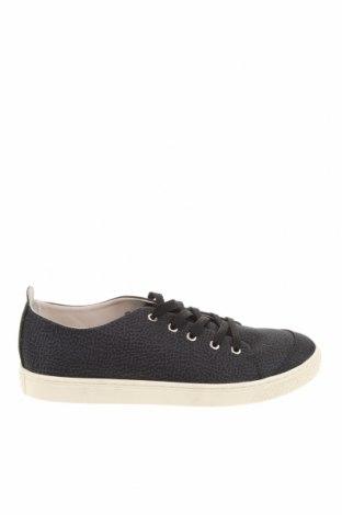 Дамски обувки Borbonese, Размер 40, Цвят Черен, Текстил, Цена 126,75лв.