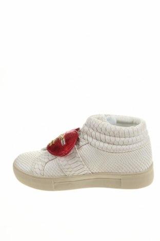 Дамски обувки Desigual, Размер 37, Цвят Бял, Еко кожа, Цена 47,25лв.