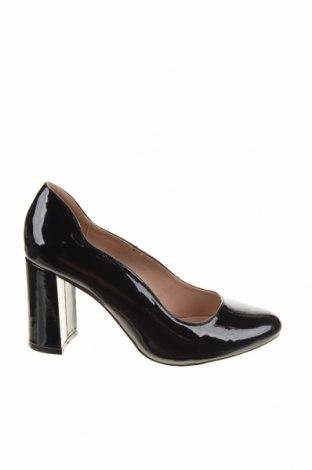 Дамски обувки Dorothy Perkins, Размер 38, Цвят Черен, Еко кожа, Цена 34,22лв.