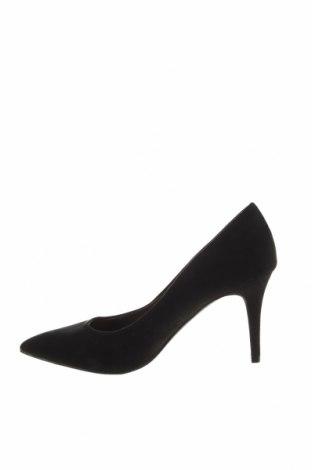 Дамски обувки Dorothy Perkins, Размер 40, Цвят Черен, Текстил, Цена 30,36лв.