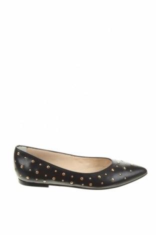 Γυναικεία παπούτσια Elodie, Μέγεθος 36, Χρώμα Μαύρο, Γνήσιο δέρμα, Τιμή 42,14€