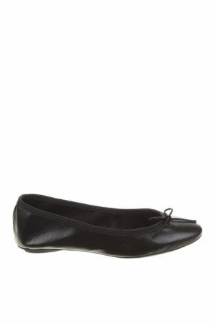 Γυναικεία παπούτσια Elodie, Μέγεθος 38, Χρώμα Μαύρο, Γνήσιο δέρμα, Τιμή 36,34€