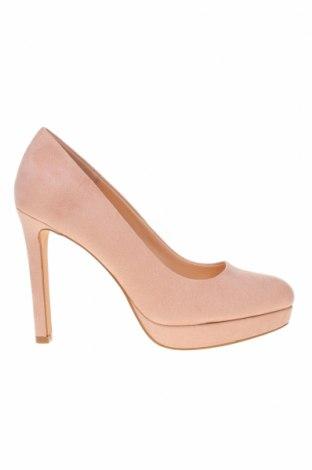 Дамски обувки Even&Odd, Размер 40, Цвят Розов, Текстил, Цена 32,43лв.