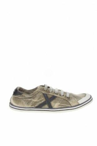 Γυναικεία παπούτσια Munich, Μέγεθος 36, Χρώμα Πράσινο, Γνήσιο δέρμα, κλωστοϋφαντουργικά προϊόντα, Τιμή 47,34€
