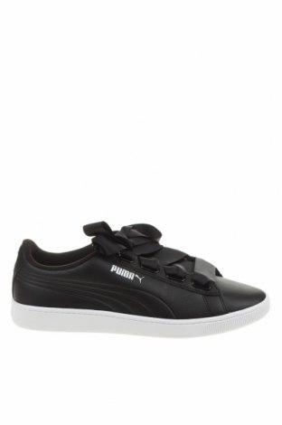 Dámské boty  PUMA, Velikost 41, Barva Černá, Pravá kůže, pravá kůže, Eko kůže, Cena  597,00Kč