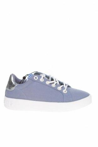 Încălțăminte de damă Pepe Jeans, Mărime 37, Culoare Albastru, Textil, piele ecologică, Preț 190,95 Lei