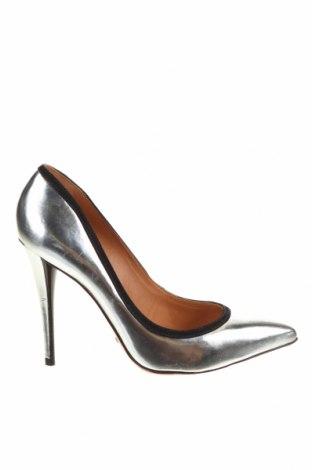 Γυναικεία παπούτσια Schutz, Μέγεθος 39, Χρώμα Ασημί, Γνήσιο δέρμα, Τιμή 22,52€
