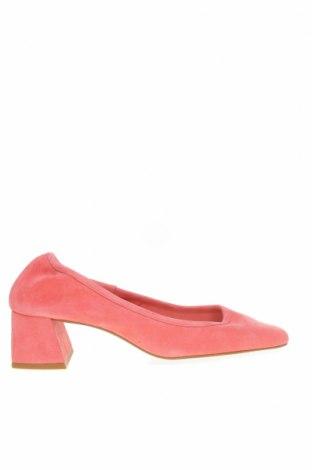 Γυναικεία παπούτσια Topshop, Μέγεθος 37, Χρώμα Ρόζ , Φυσικό σουέτ, Τιμή 23,27€