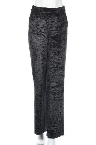 Дамски панталон Amisu, Размер S, Цвят Черен, 95% полиестер, 5% еластан, Цена 6,83лв.