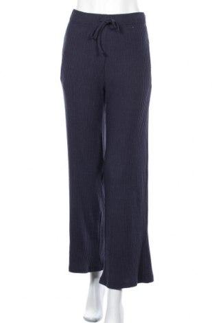 Дамски панталон Anna Field, Размер S, Цвят Син, 62% полиестер, 33% памук, 5% еластан, Цена 34,50лв.