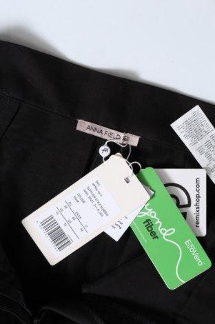 Дамски панталон Anna Field, Размер M, Цвят Черен, 90% вискоза, 10% полиестер, Цена 16,19лв.