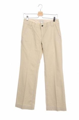 Γυναικείο παντελόνι Banana Republic, Μέγεθος XS, Χρώμα  Μπέζ, Βαμβάκι, Τιμή 24,06€