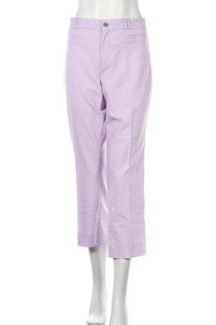 Γυναικείο παντελόνι Banana Republic, Μέγεθος M, Χρώμα Βιολετί, 52% μαλλί, 46% πολυεστέρας, 2% ελαστάνη, Τιμή 16,52€
