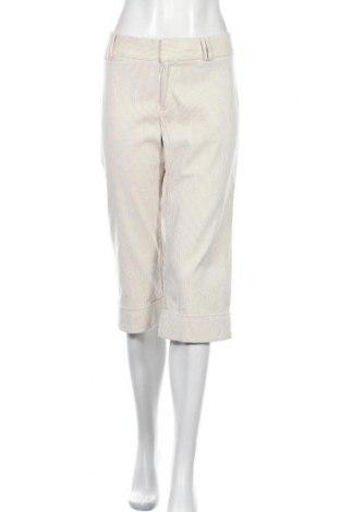 Γυναικείο παντελόνι Banana Republic, Μέγεθος L, Χρώμα Εκρού, 97% βαμβάκι, 3% ελαστάνη, Τιμή 8,18€