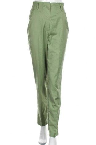 Dámské kalhoty  C/MEO Collective, Velikost S, Barva Zelená, 80% polyester, 20% viskóza, Cena  519,00Kč