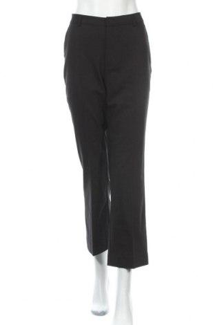 Дамски панталон Carin Wester, Размер L, Цвят Черен, 50% памук, 47% полиестер, 3% еластан, Цена 44,25лв.